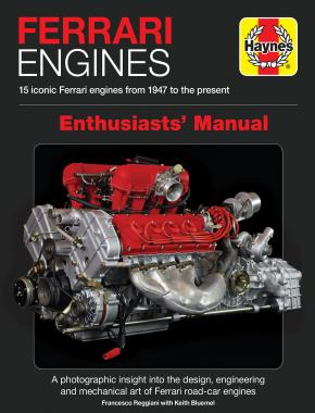 Ferrari Engines Enthusiasts' Manual