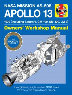 Apollo 13 Manual 50th Anniversary Edition