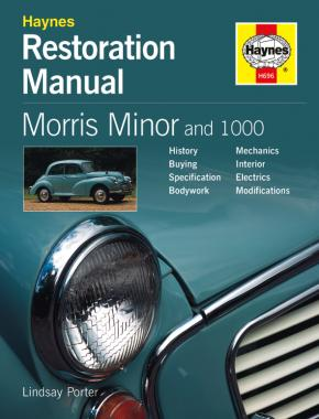 Morris Minor Restoration Manual (2nd Edition)