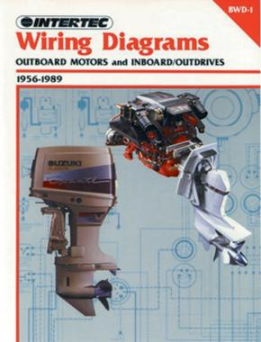 Proseries Wiring Diagrams Outboard Motors & Inboard Outdrives (1956-1989) Service Repair Manual