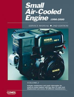 Proseries Small Air Cooled Engine 2 & 4 Stroke (1990-2000) Service Manual