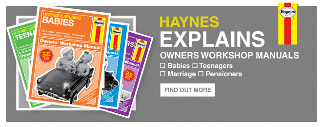 The Haynes Explains series