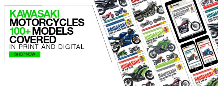 Kawasaki Manuals HP