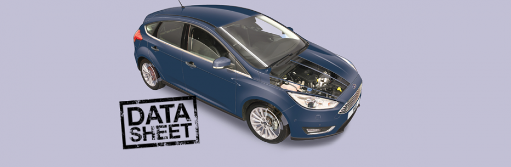Ford Focus routine maintenance guide (2014 to 2018 petrol and diesel engines)
