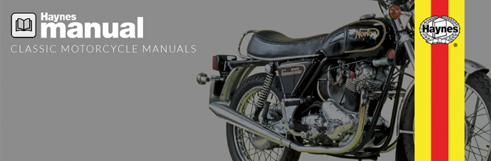 Classic Motorcycle Manuals