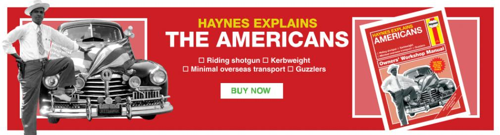 Haynes Explains - The Americans