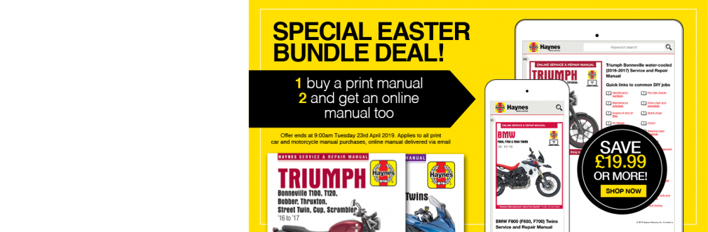 Easter Bundle Bike