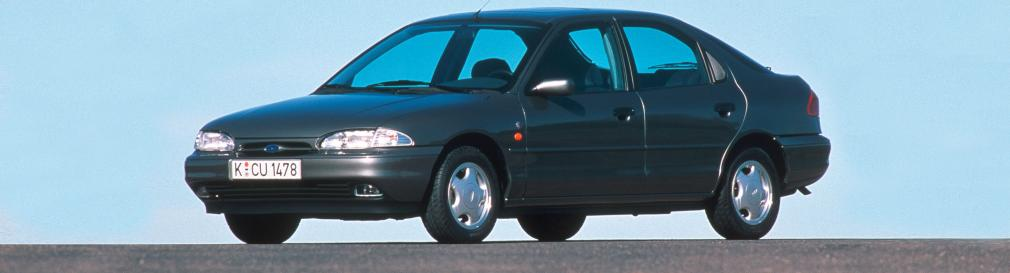 A spotter's guide to the Ford Mondeo