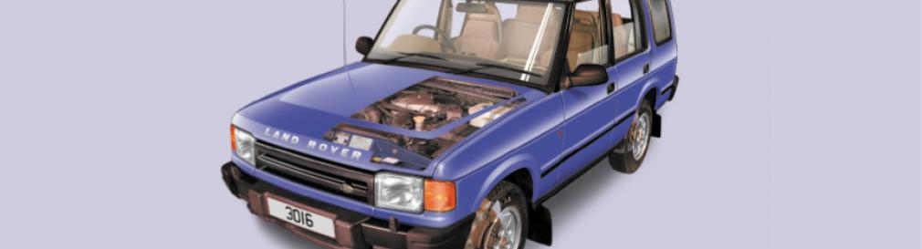 A spotter's guide to the Land Rover Discovery
