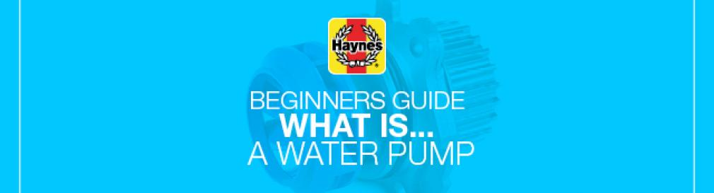What is a car's water pump (and what does it do)?