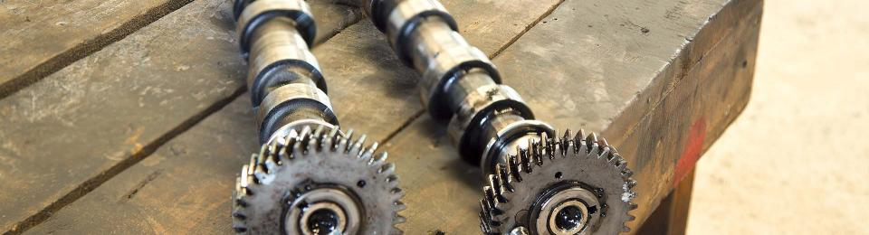 What is a camshaft in your car's engine