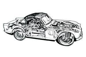 Triumph TR6 1967 - 1975
