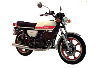 Yamaha 350 Twins 1970 - 1979