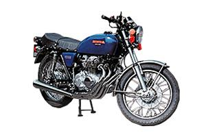 Honda CB400 1973-1977