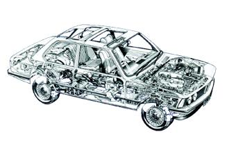 BMW 320 1975-1983