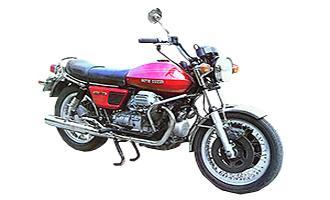 Moto Guzzi 1000 VTwins 1975 - 1978