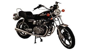 Suzuki GS550 Fours 1977 - 1982