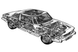 Triumph Stag 1970 - 1978