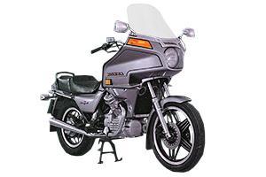 Honda CX650 1983-1986