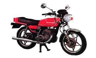 Suzuki SB200 Twins 1979 - 1983