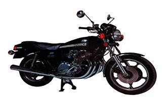 Suzuki GS1000 Four 1977 - 1979
