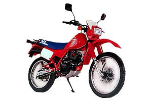 Honda XL200 1982-1984