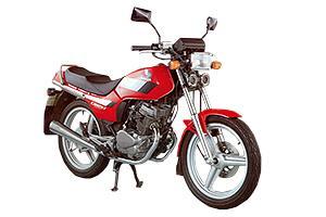 Honda CB125TD 1977 - 1988