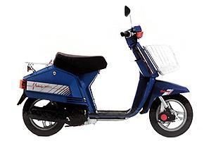 Honda NS50 1981-1984