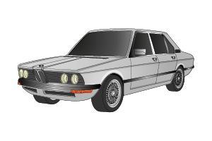 BMW 5-Series 1973-1981