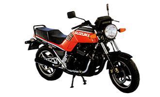 Suzuki GS1100 1980 - 1986