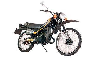 Suzuki TS250 1979 - 1981