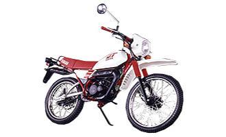 Yamaha DT80 1981 - 1987