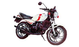 Yamaha RD350 1980 - 1982