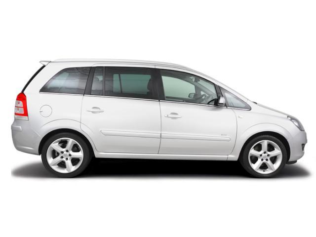 Vauxhall Zafira 2005-2009
