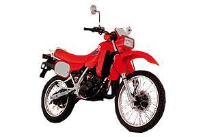 Honda MTX200 R 1983-1986