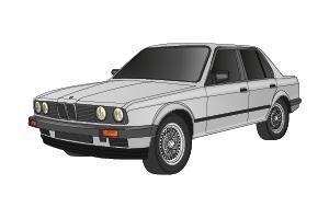 BMW 325xci 1999-2005