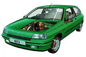 Renault Clio (1991 - 1998) Repair Manuals
