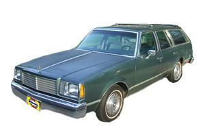 Buick Century Wagon 1974 1981