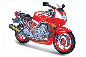 Honda CBR600F3 1991-1998