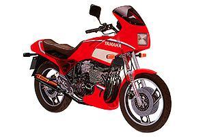 Yamaha FJ600