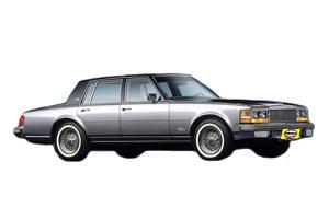 Cadillac Seville 1975 to 1979