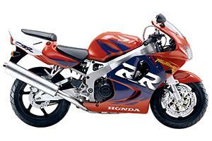 1992-1999 EXHAUST GASKET SET OF 4 FOR HONDA  CBR 900 RR FIREBLADE