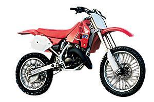 Honda CR125R 1986-2007
