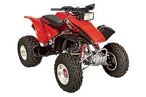 Honda TRX450ER
