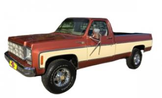 C/K 2500 Pick-up