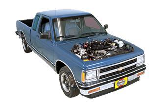 GMC S-15 1982 - 1993