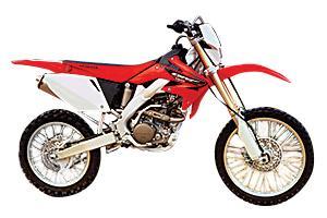 Honda CRF450R 2002-2006