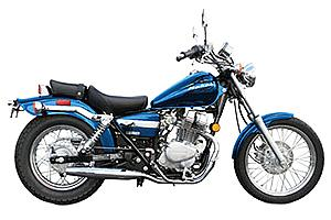 honda CMX250 Rebel 1985-1987
