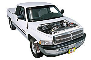 Dodge Ram 2500 1994-2001