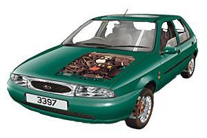 Ford Fiesta (1995 - 2002) Repair Manuals